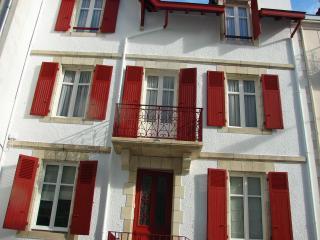 Grande maison tout confort au centre de Biarritz