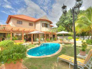 Great 4 bedroom Villa near Golf Course in Casa de Campo, La Romana