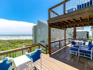 Beachfront 4BR Beauty in Port Aransas – Newly Renovated!
