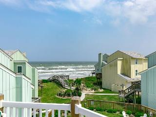 Poolside Condo in Port A's Lost Colony Resort – Steps from Beach, Large Deck, Port Aransas