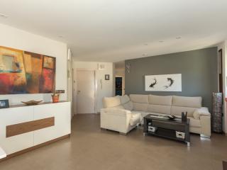 Designer apartment in first beach line, Almunecar