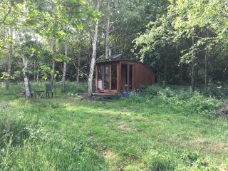 Attwood Coppice, Camping/Retreat/Hermitage hut/pod