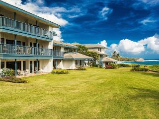 Poipu Sands 417-2 bedroom/2 bath, first floor condo only 100 yds from Shipwreck Beach-Free car w/7nt stay