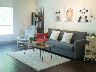 Luxury Cozy Apt/Hollywood/Walk of Fame/2beds