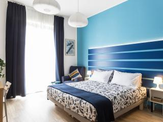Giardino Blu: spacious, refined studio in Milan