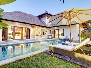 Villa Nolan - Beautiful 3BR & Private Pool Villa in Canggu, 15/20min to Seminyak, Denpasar