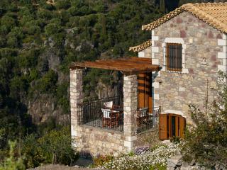 Stone built dream house