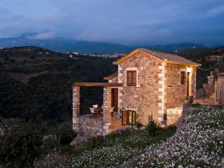 Stone built dream house, Kalamata