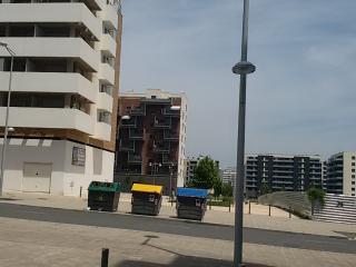 Piso  con terraza y garaje - WIFI alta velocidad.EVI-0027