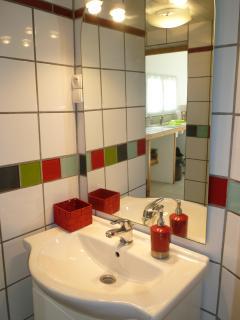 Salle d'eau studio