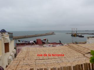 Suite dans un riad en bord de mer, El Yadida