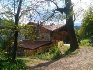 appartamento in antico maso, Caldonazzo