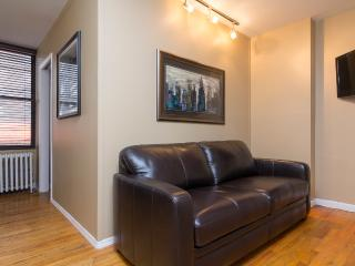 Large 2 bed - 3rd Bedroom was removed to make larger LIVING AREA - ENJOY MIDTOWN