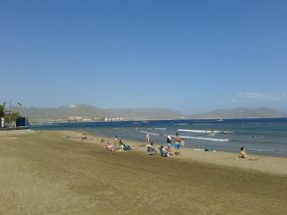 Casa del Baladre en primera linea de playa