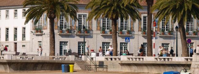 Cascais city center