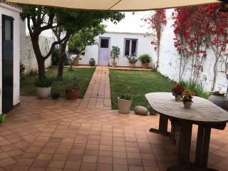 Planta baja con gran patio, Ciudadela