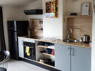 L'appartement Crussol2 - T2, Bourg-les-Valence