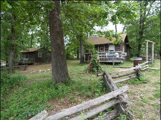 Pet Friendly Cabin in Mountain Home Arkansas