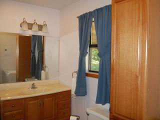 Full Bathroom on lower level