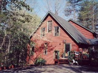 River House with Pizzazz on the Chattahooche River