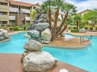 Las Vegas Condo w/ Patio, Pool, Gym ~1 Mi to Strip