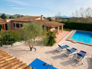 Private Full Luxury Villa with pool, Pollença