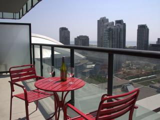 Lake view furnished 1 bedroom in downtown Toronto