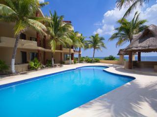Costa Maya Villas Luxury Condos  Oceanfront #401, Mahahual