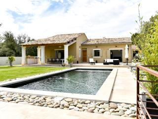 Lovely family villa in Lourmarin