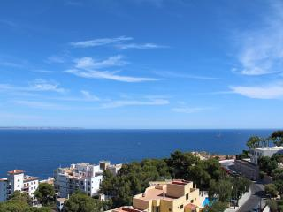 Apartment Illetes- Exclusive apartment Son Illetes located close to Palma with sea view, Bendinat