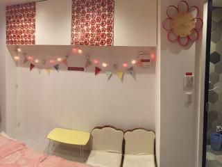 Asakusa Kawaii concept apartment, Sumida