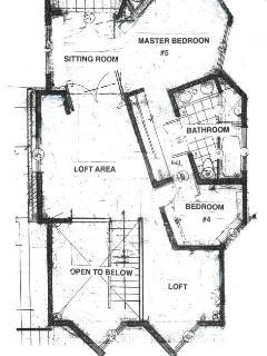 2nd Floor - Floorplan