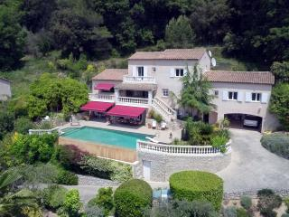 Luxurious Villa Seburga, St-Paul-de-Vence