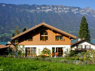 Chalet w/ Studio in Bönigen on Lake Brienz, Interlaken