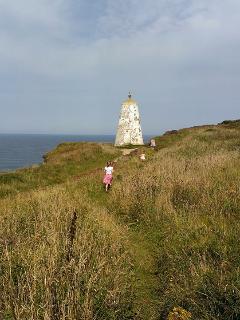 A walk to the Lighthouse Beacon