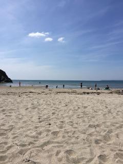 Parr Sands Beach