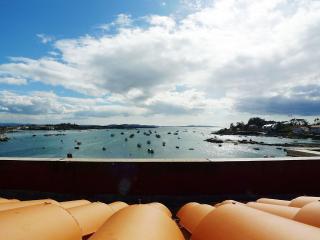 ISLA II - Enfrente del mar y del paseo marítimo, Illa de Arousa