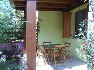 Chia Casa Vacanze - Giardino Parcheggio Veranda 2 Minuti Dal Mare