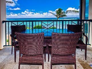 Waipouli #A-404: Luxurious 2 bdr/3 bath Penthouse Suite - Direct Ocean Views