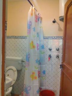 attached washroom