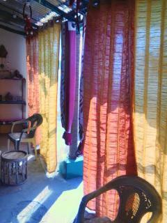 elegant and colorful decor
