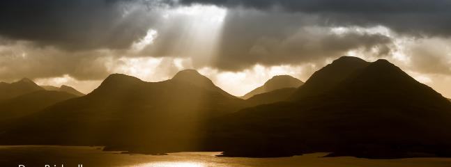 Magnificent Torridon mountains