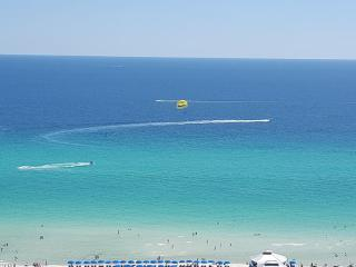 Beach and Golfers Delight w 19fl 180 Gulf Views!!, Panama City Beach