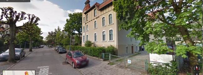 Streetview Sopot Villa Lipowa 9