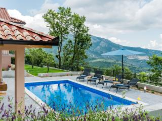 Villa with pool, peaceful oaza united with nature, Klis