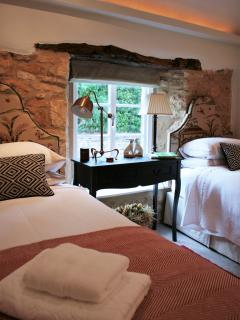 So much style and character in Bedroom 3, a pleasure to relax in.