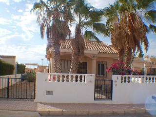 Detached House with see  view in El Alamillo, Puerto de Mazarron