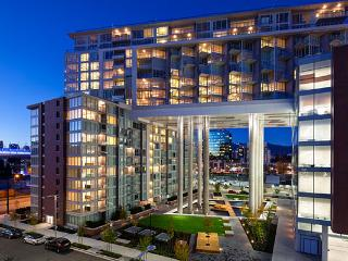 BEST Central Waterfront Olympic Village Location!