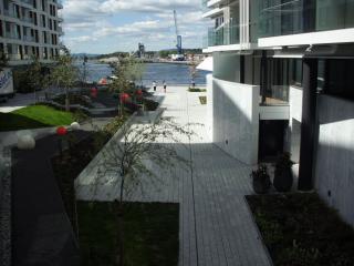Tjuvholmen modern Apartment (Aker Brygge), Oslo