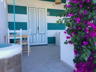 Elegant apartment close to old town with garden, Lipari